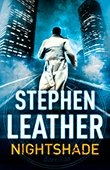 Nightshade - Stephen Leather book cover