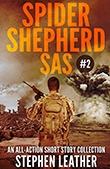 Spider Shepherd: SAS (Volume 2) - Stephen Leather book cover