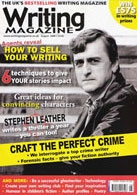 The Author - Stephen Leather Magazine Interview