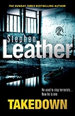Takedown - Stephen Leather book cover